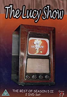 The Lucy Show - Best Of Series 5 Vol.2 [Reino Unido] [DVD]