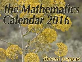 Best mathematics calendar 2016 Reviews