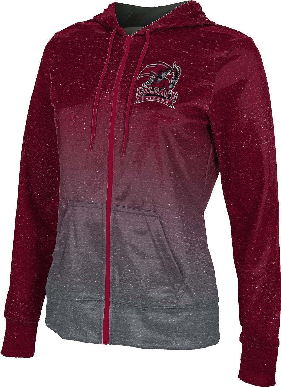 ProSphere Colgate University Girls' Zipper Hoodie, School Spirit Sweatshirt (Ombre)