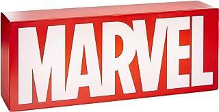 Paladone Marvel-Logo, Phase-On- und Light-Pulsing-Modi, offiziell lizenzierte Waren