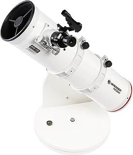 Bresser Messier Dobson - Telescopio (15,2 cm, 150/750 mm), Color Blanco