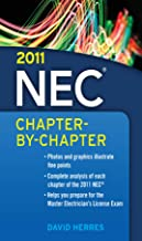 2011 national electrical code chapter by chapter
