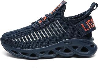 رجل حذاء رياضة يبيطر كعب عال حذاء رياضة 31码内长20.1cM 深蓝