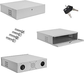 "Sterling 18"" Lock Lockable DVR NVR CCTV Safe Box"