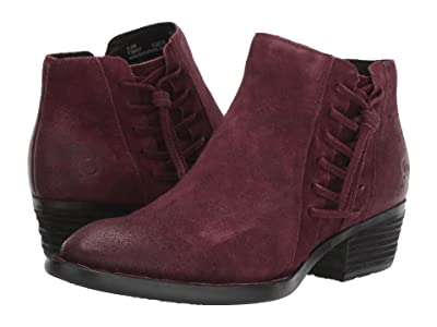 Born Bessie (Burgundy Distressed) Women