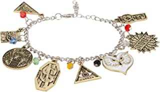 """Accessorisingg""""Fantastic Beasts and Where to Find Them"""" Inspired Multiple Charm Bracelet [BR102]"""