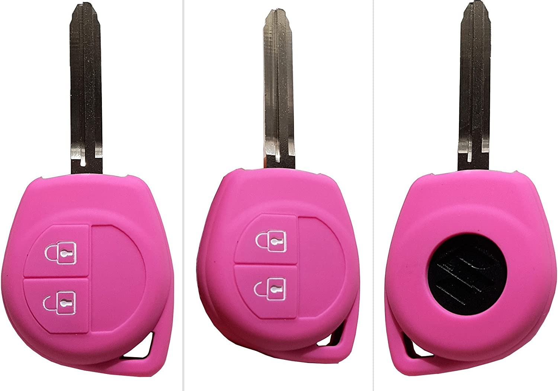 Ck Suzuki Auto Schlüssel Hülle Key Cover Case Etui Elektronik