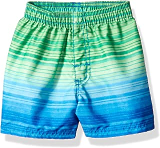 Kanu Surf Boys' Oahu Quick Dry Beach Swim Trunks