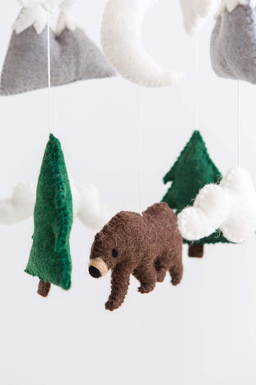 Bear sold out and Mountain Mobile Spring new work one after another Woodland Neutral