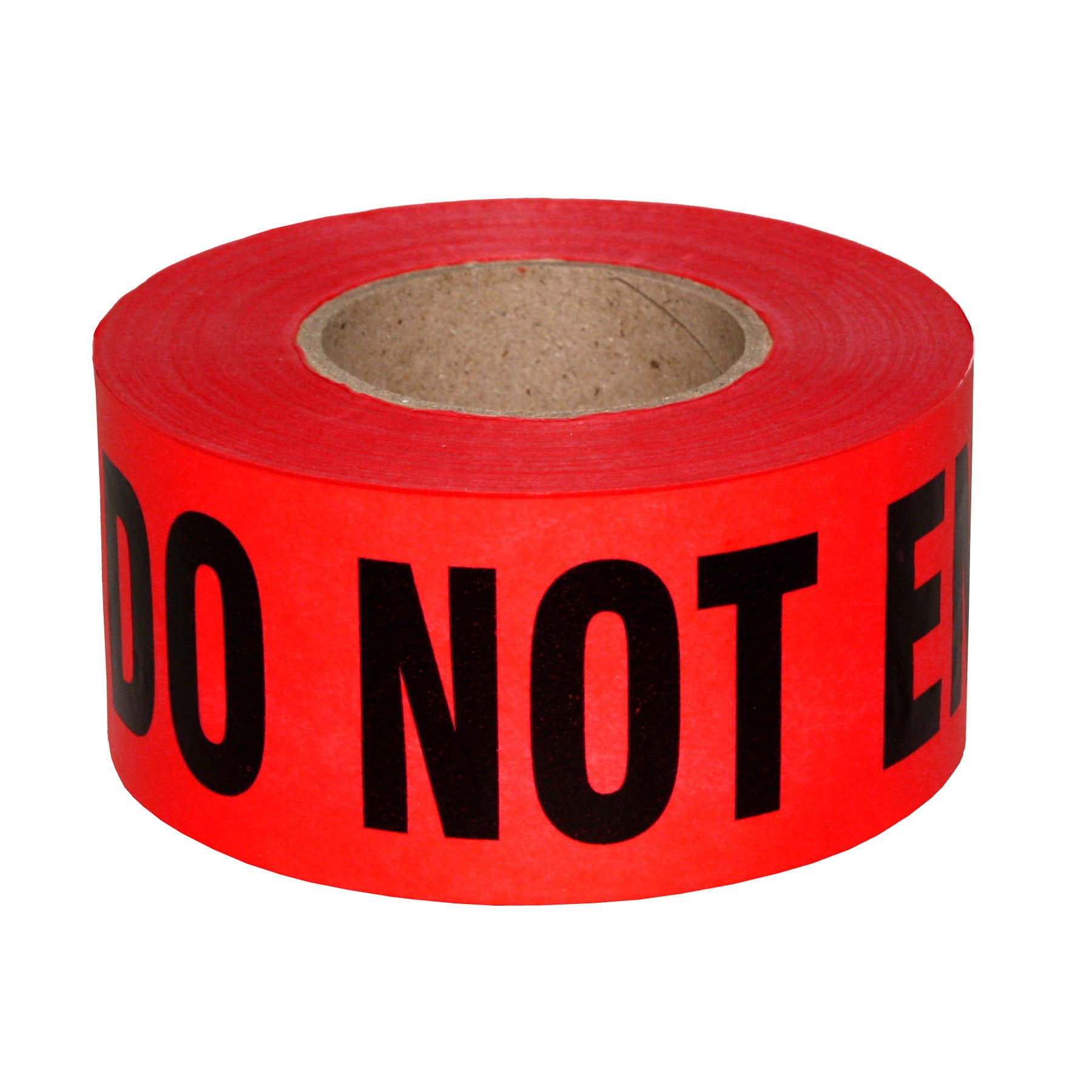 Yellow Caution Barricade Tape 3 X 1000 ft /• Bright Yellow with a Bold Black Print for High Visibility /• 3 wide for Maximum Readability /• Tear Resistant Design /• Caution Tape C/&W