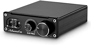 Nobsound G2 100W Subwoofer Amp & Mono Channel Power Amplifier PBTL/BTL Bridge
