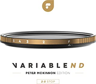 PolarPro 77mm Variable ND Filter (2 to 5 Stop) - Peter McKinnon Edition