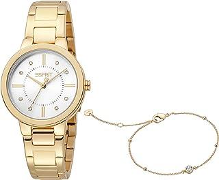 ساعة كوارتز عصرية للنساء من اسبريت - ES1L246M0065