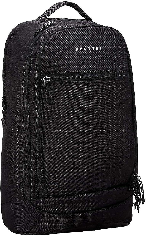 FORGrün Leo Unisex Backpack Daypack,Rucksack mit 15 Zoll Laptopfach,Boardcatcher