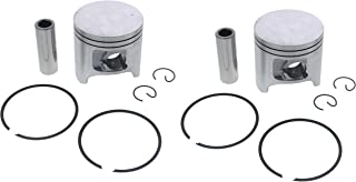 Piston Kit for Arctic Cat M5 Mountain Cat 2005 2006 Snowmobile by Race-Driven x2
