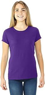 FOL womens Jersey Junior Crew T-Shirt (SSFJR)
