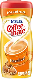 Coffee-Mate Coffee Creamer Hazelnut, 15 Ounce (Pack of 6)
