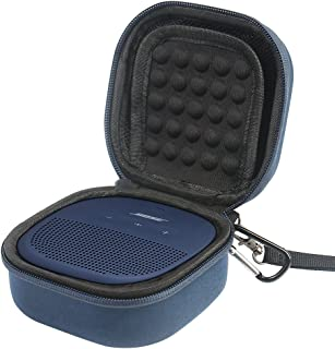 Case Cover Storage Compatible with Bose SoundLink Micro Bluetooth Speaker - Midnight Blue
