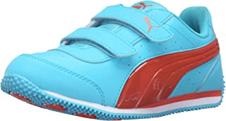 PUMA Kids Speed Light up V PS Sneaker