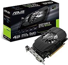 ASUS PH-GTX1050TI-4G GeForce GTX 1050 Ti 4GB GDDR5 Graphics Card (Renewed)