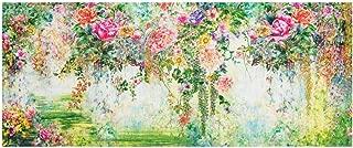 CapitanCasa Tappeto Antiscivolo Stampa Digitale Linea Emozioni D Magnolia By Suardi 58x80 Magnolia