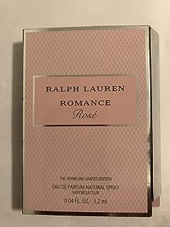 Ralph Lauren Romance Rose Eau De Parfum Sample