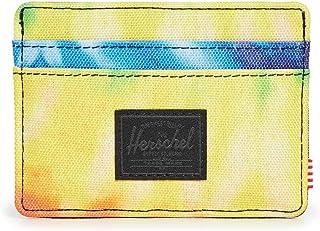 Herschel Supply Co. Charlie RFID Rainbow Tie-Dye One Size