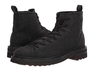 John Varvatos Collection Essex Trooper Boot (Mineral Black) Men