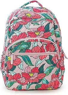 Vera Bradley Vintage Floral Essential Large Backpack