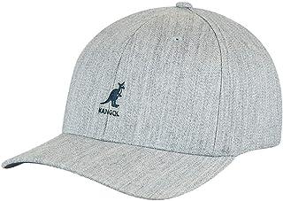 قبعة بيسبول Kangol للرجال من الصوف Flexfit