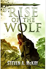 Rise of the Wolf (The Forest Lord Book 3) Kindle Edition