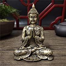 Decorative Accessories Figurines Buddha Statues Home Decoration Resin Crafts Buddha Sculpture Feng Shui Ornaments