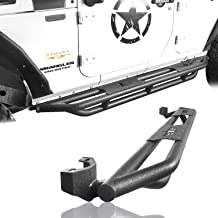 Best jeep rubicon side rails Reviews