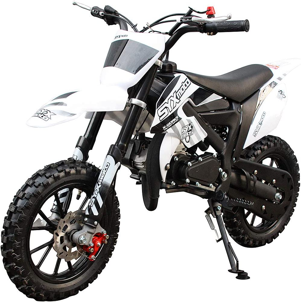 2021 Kid's Dirt Bike Pit Gas 2 Powered 50cc Offroa Dallas Mall Sales for sale Stroke