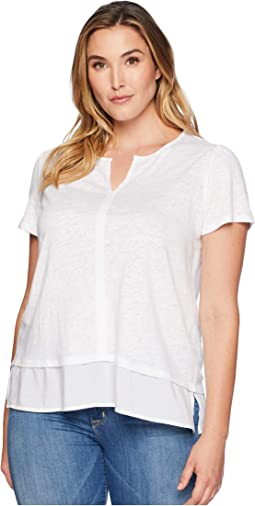 Plus Size Uptown Tee