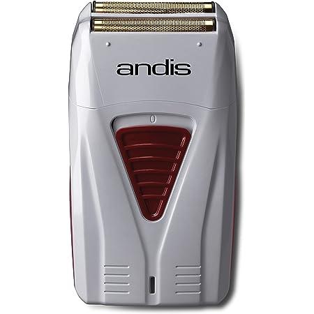 Andis 17150(TS-1) Pro Foil Lithium Titanium Foil Shaver, Cord/Cordless, Gray