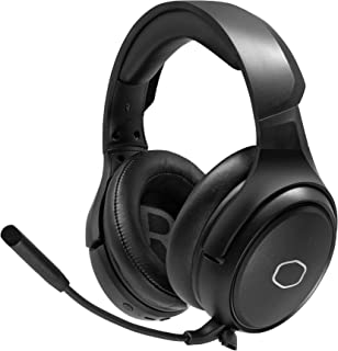 Cooler Master MH670 Gaming Headset with 2.4GHz Wireless, Virtual 7.1 Surround Sound, and Multi-Platform Compatibility