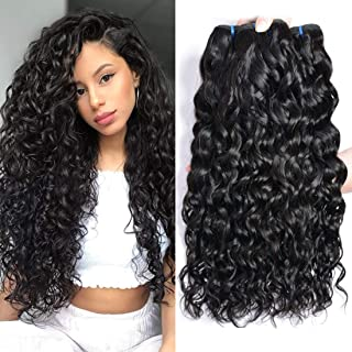Best indian wet and wavy human hair Reviews