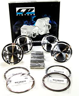 CP Pistons SC7020 Piston and Ring Set for Honda