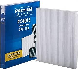 PG Cabin Air Filter PC4013 | Fits 2012-15 Chevrolet Captiva Sport, 2010-17 Equinox, 2010-17 GMC Terrain, 2011-17 Hyundai Azera, 2013-18 Santa Fe, 2013-18 Santa Fe Sport, 2013-18 Santa Fe XL
