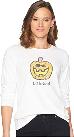 Pumpkin Crusher Long Sleeve T-Shirt