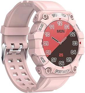 Reloj inteligente, reloj inteligente con pantalla táctil 1.3, rastreador de actividad física IP67, resistente al agua, rec...
