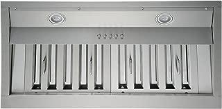 KOBE Range Hoods INX2630SQB-700-3 Brillia 30