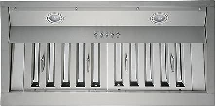 28 range hood insert