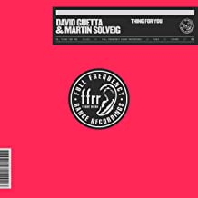 Thing For You (With Martin Solveig) [Explicit]