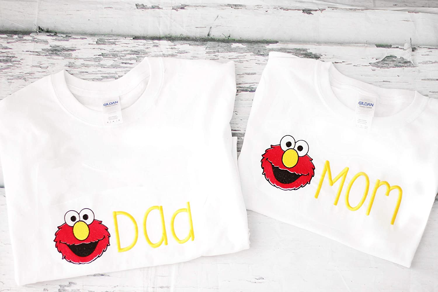 Family Birthday Attention brand Shirts Mom and Dad birthda discount Matching shirts first