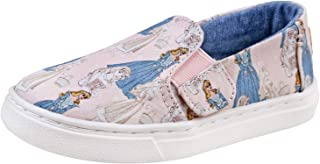 Luca Printed Canvas Ankle-High Slip-On Shoes