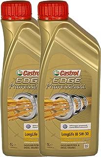 Castrol Edge 2L 5w - 30 Professional LongLife iII