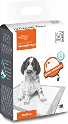M Base for Pets 10163301 Puppies Puppy Toilet Puppy Pads Easy Fix with Adhesive Strip 90 x 60 cm