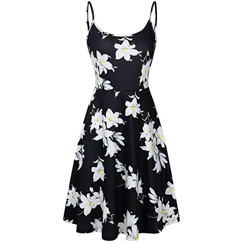 Black And White Floral Dress Amazon